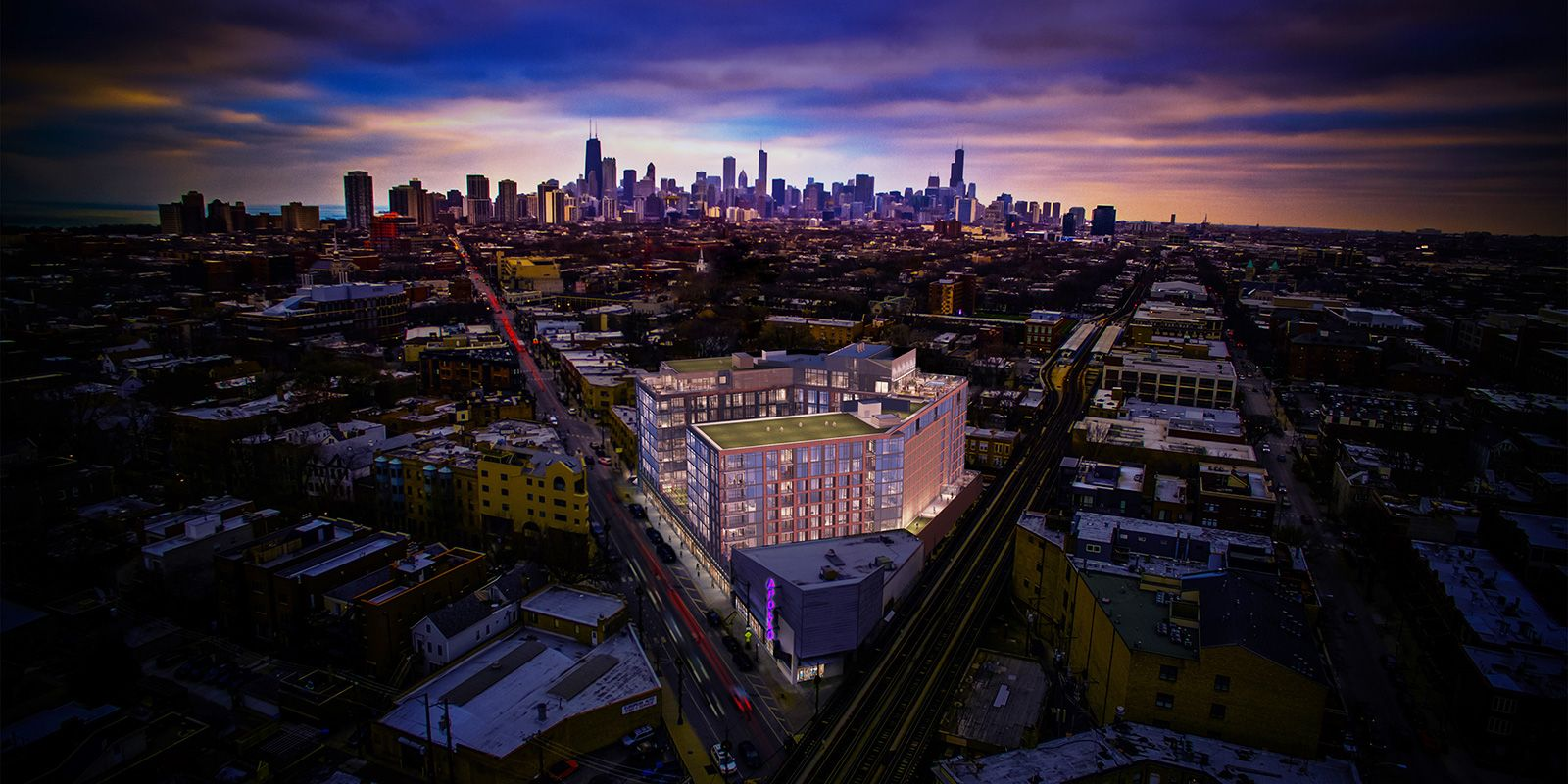 Luxury Lincoln Park Apartments | ELEVATE Lincoln Park