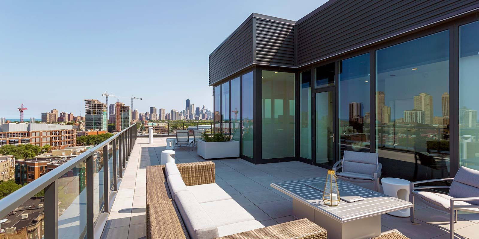Penthouse Private Terrace