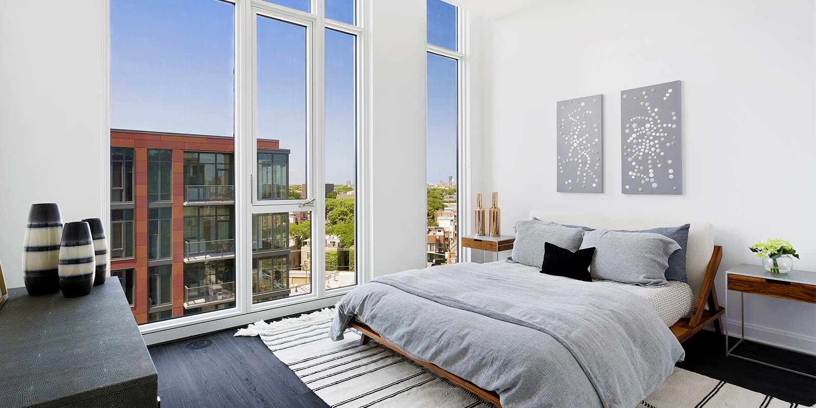 Penthouse Master Bedroom