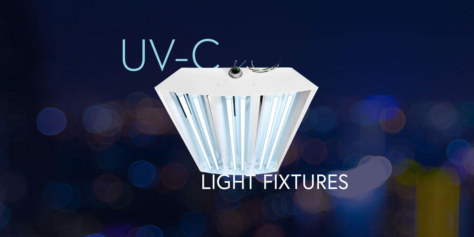 UV-C Light Fixtures